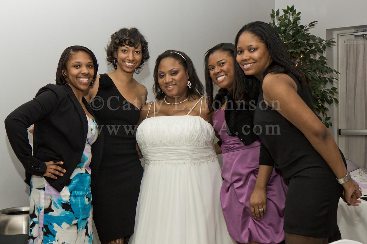 Newport News Wedding Photography - Calvary Chapel and The Spirit