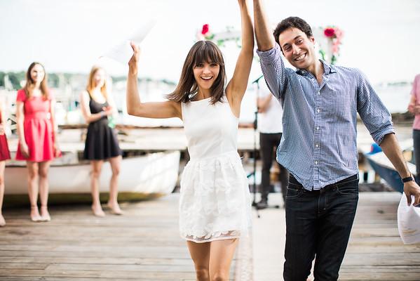 Laura + Jeff Wedding