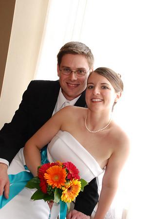 Laura & Patrick, April 14, 2007