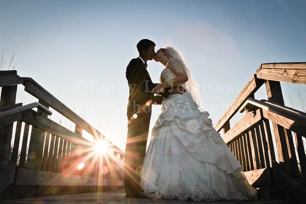 Laura + Anthony: Hampton Wedding Photography