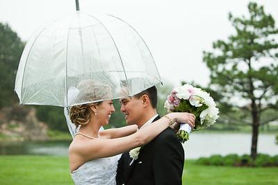 Bridal Party & Couple