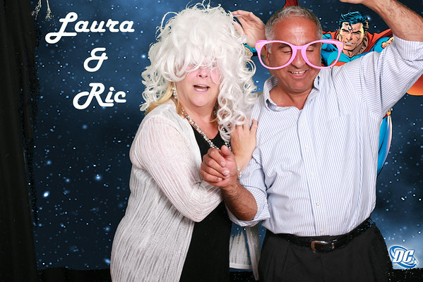 Laura and Ric's Wedding