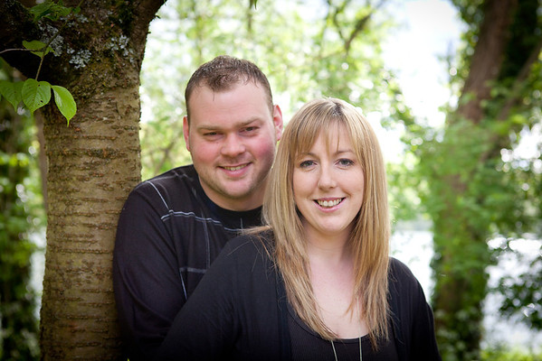 Laura & Stuart Pre-Wedding Photo Shoot