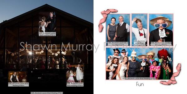 Lauren & Brad Album 014 (Sides 25-26)