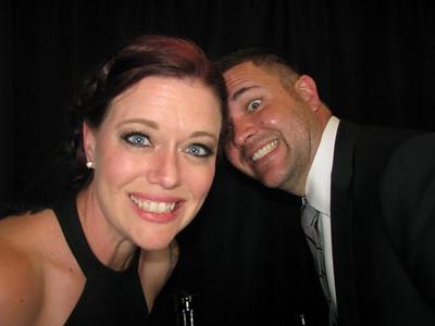 Lauren Buffington and Zach Bachmann Wedding Reception and Ceremony 4/8/17