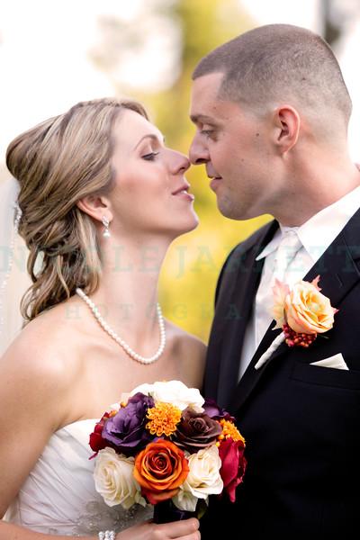 Lauren + Chad Wedding