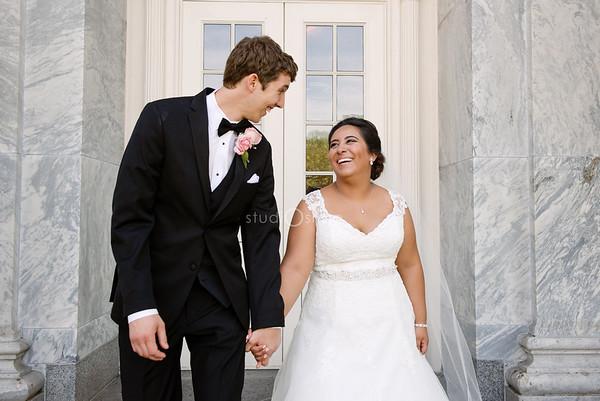 Lauren & Edward | Wedding | Our Lady of Sorrows Catholic Church, Lovett Hall at The Henry Ford