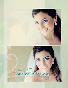 Lauren wedding album layout 012 (Side 23)