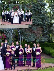 Lauren wedding album layout 020 (Side 40)