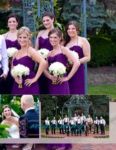 Lauren wedding album layout 022 (Side 44)