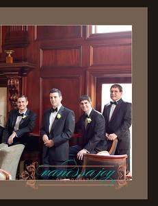 Lauren wedding album layout 016 (Side 32)