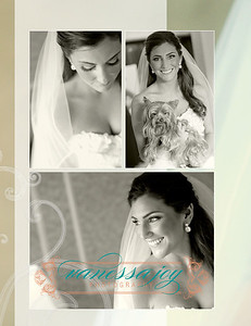 Lauren wedding album layout 014 (Side 27)