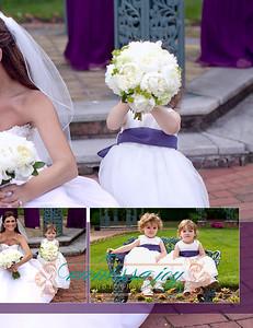 Lauren wedding album layout 019 (Side 38)