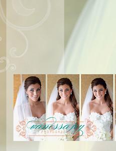 Lauren wedding album layout 013 (Side 25)