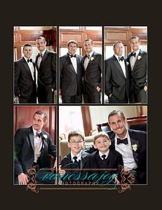 Lauren wedding album layout 015 (Side 30)