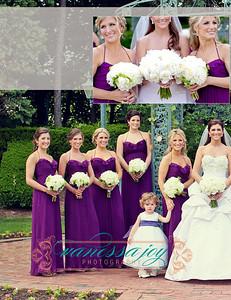 Lauren wedding album layout 017 (Side 33)