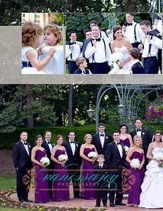 Lauren wedding album layout 020 (Side 39)