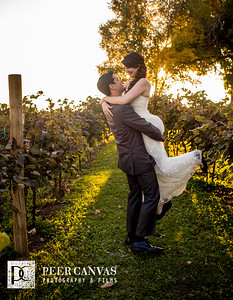 Lauren + Roy | Over the Vines Wedding