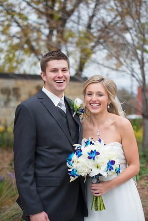 Lauren and Erich