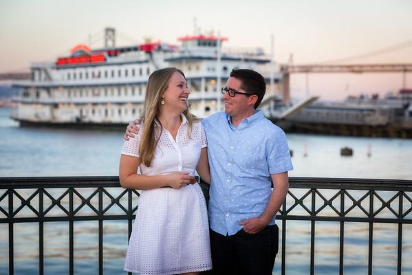 Lauren and Kasey Engagement