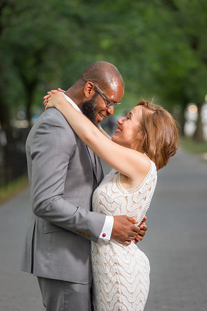 Laurie & Kenyatta's Wedding