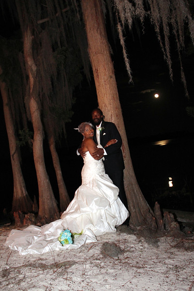 Lavern and Cleos Wedding Day May 17, 2011
