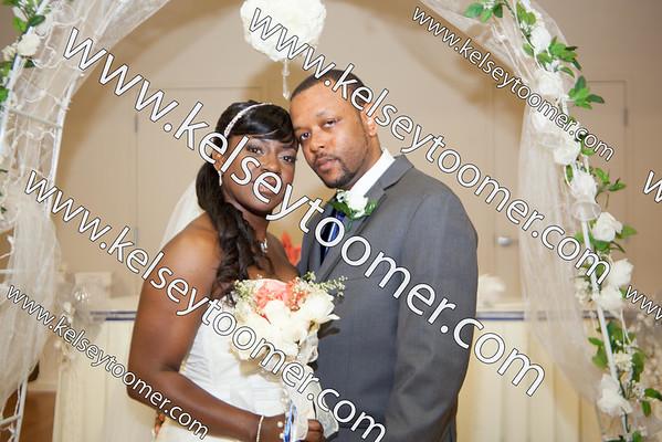 Lavonda & Dexter Muckle Wedding