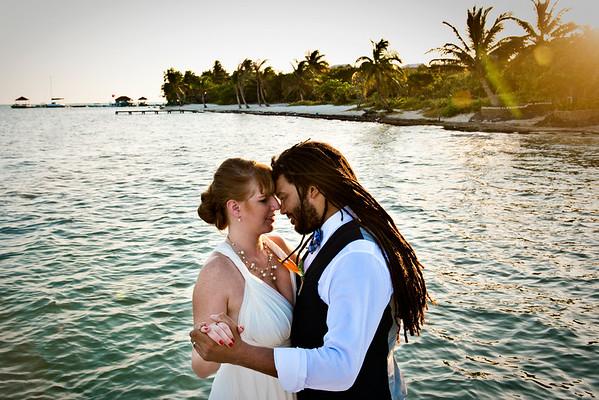 Layla & Jason - Wedding - Belize - 9th of January 2016