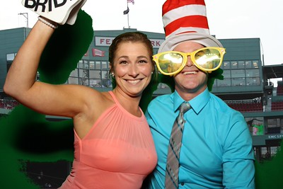 Lea & Chris 10/3/15 @ Red Hook Brewery - Portsmouth, NH
