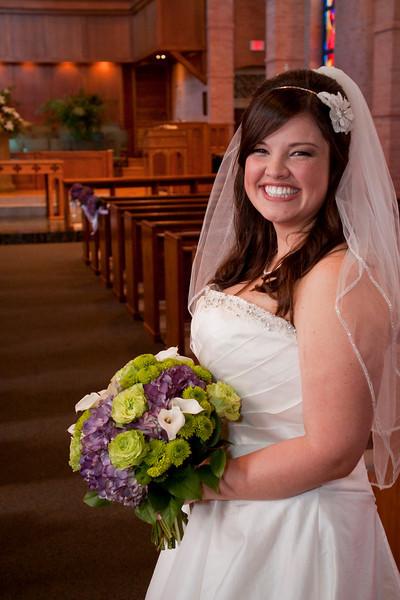 Bride + Bride's Side