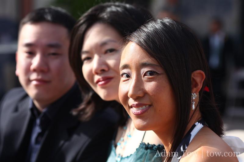 Rae, Susan, and Bryan.