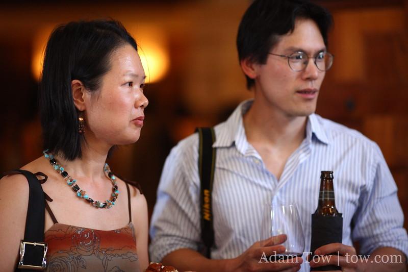 Xuan and Sehn.