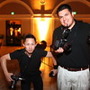 Tony and his wedding photography assistant.