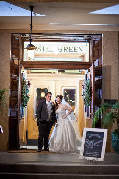Leenard & Renee | Castle Green Wedding