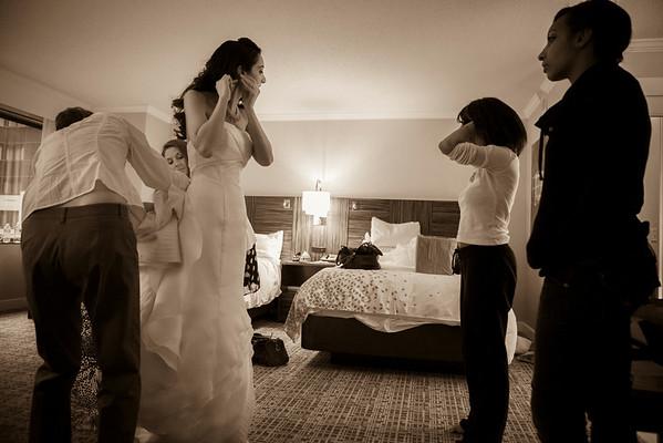Leila & Sherif! - A Wedding Preview Gallery (3.23.13)