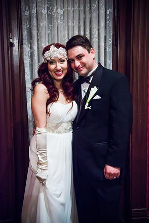 Leonora and Justin Wedding
