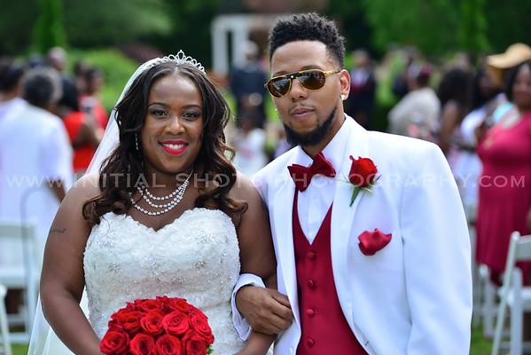 Leroy & Krystal Wedding