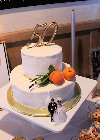 Les & Benita's 50th Wedding Anniversary
