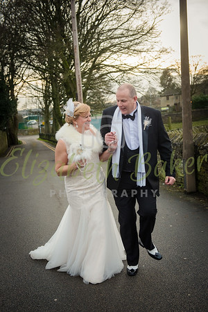 Lesley and Mark