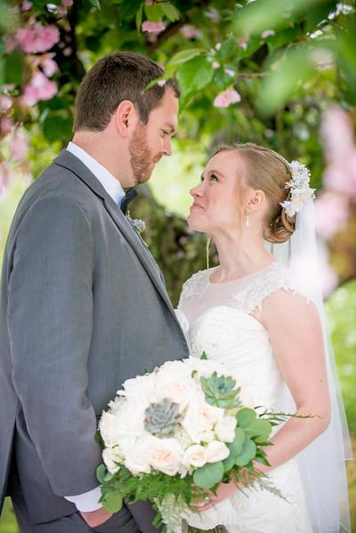 Leslie + Adam's Wedding