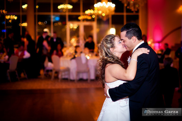 Leslie Ann and Chris Wedding