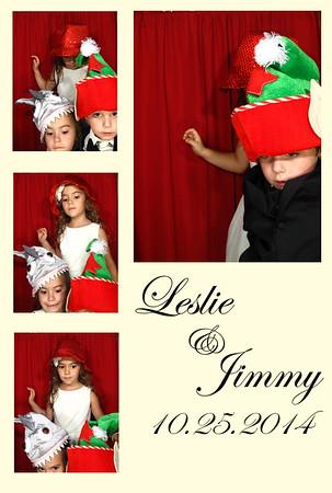 Leslie & Jimmy's Wedding