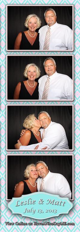 Leslie and Matthew Turner Wedding