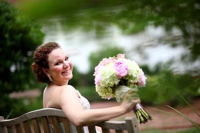 Leslye and Chris Wedding