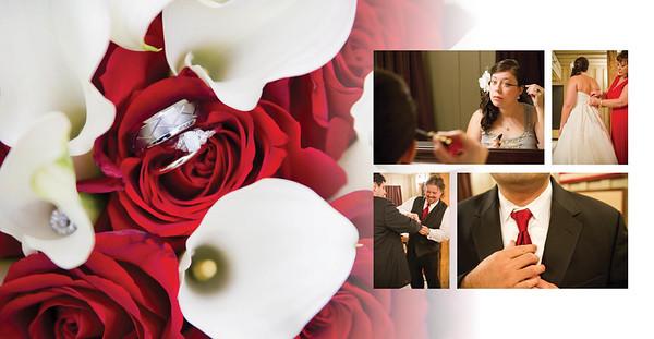 Leticia & Ramiro - Wedding Album