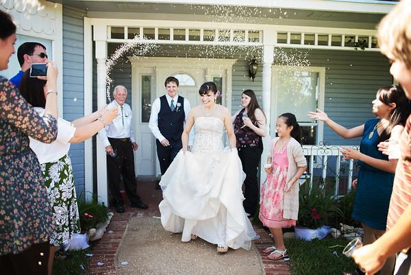 Lewis+Brittaney's Wedding