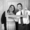 Kim and Paul Photo Booth BW-0250