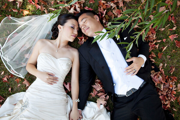Monica + Wan's Wedding