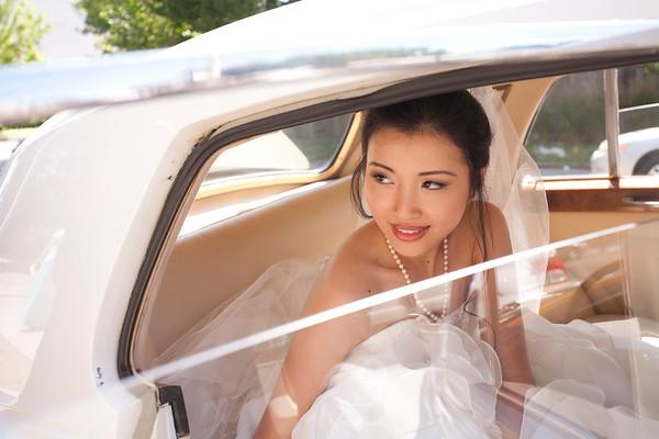 Vivian & Chris Liberty Grand Wedding Photography