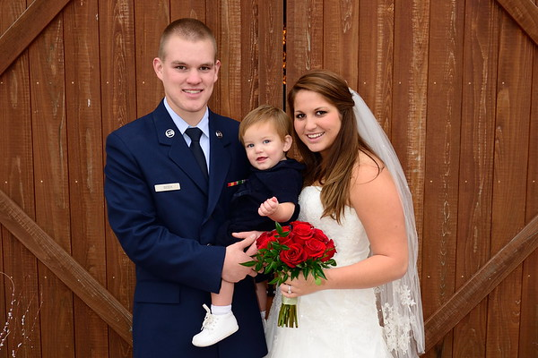Lily & Justin 2013-12-28